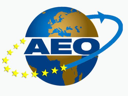 Certification AEO